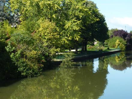 Jardins des bors de la Bourbince