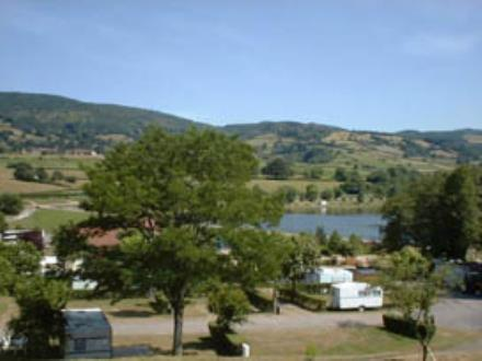 Camping du Lac Saint-Point Lamartine